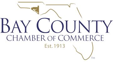 Bay country chamber of commerce member logo
